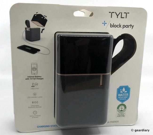 GearDiary 01-TYLT Block Party