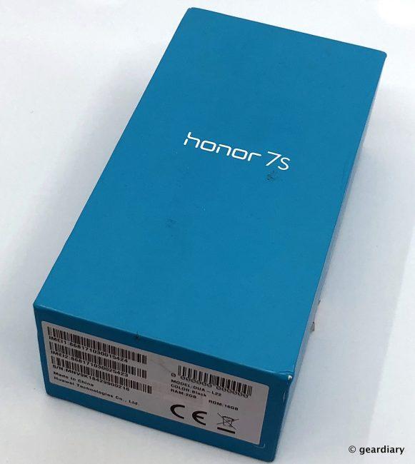 GearDiary 1-Honor 7S