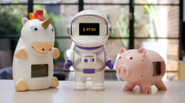 Teach Kids About Money with GoSave Smart Piggy Banks