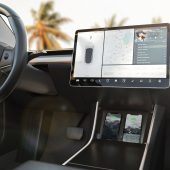 GearDiary Nomad Makes the Charging Accessory Your Tesla Model 3 Should Have Included