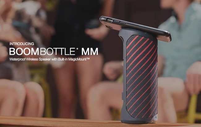 GearDiary Scosche BoomBottle MM Is Great for a Summer Full of Music Fun
