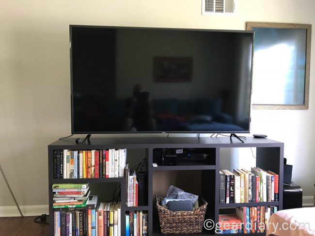 """GearDiary VIZIO SmartCast E-Series 65"""" Class Ultra HD Home Theater Display Is Smarter Than Ever #Ad"""