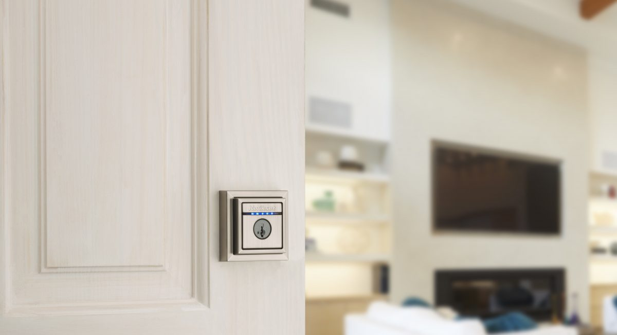 GearDiary Kwikset Brings Style to Smart Locks with the Kevo Contemporary