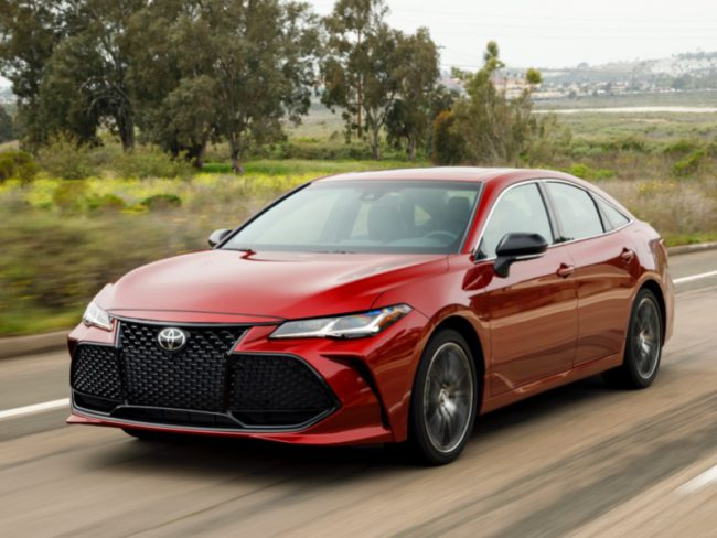 GearDiary 2019 Toyota Avalon Leading a New Revolution for Cars