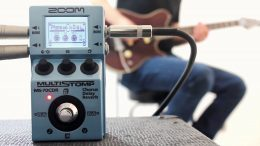 GearDiary The Zoom MS-70CDR: A Wealth of Effects in a Tiny Package