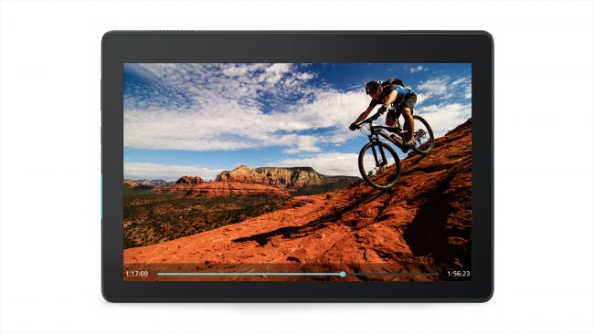 Lenovo Fires Shots at Amazon with New Affordable Android Tablets