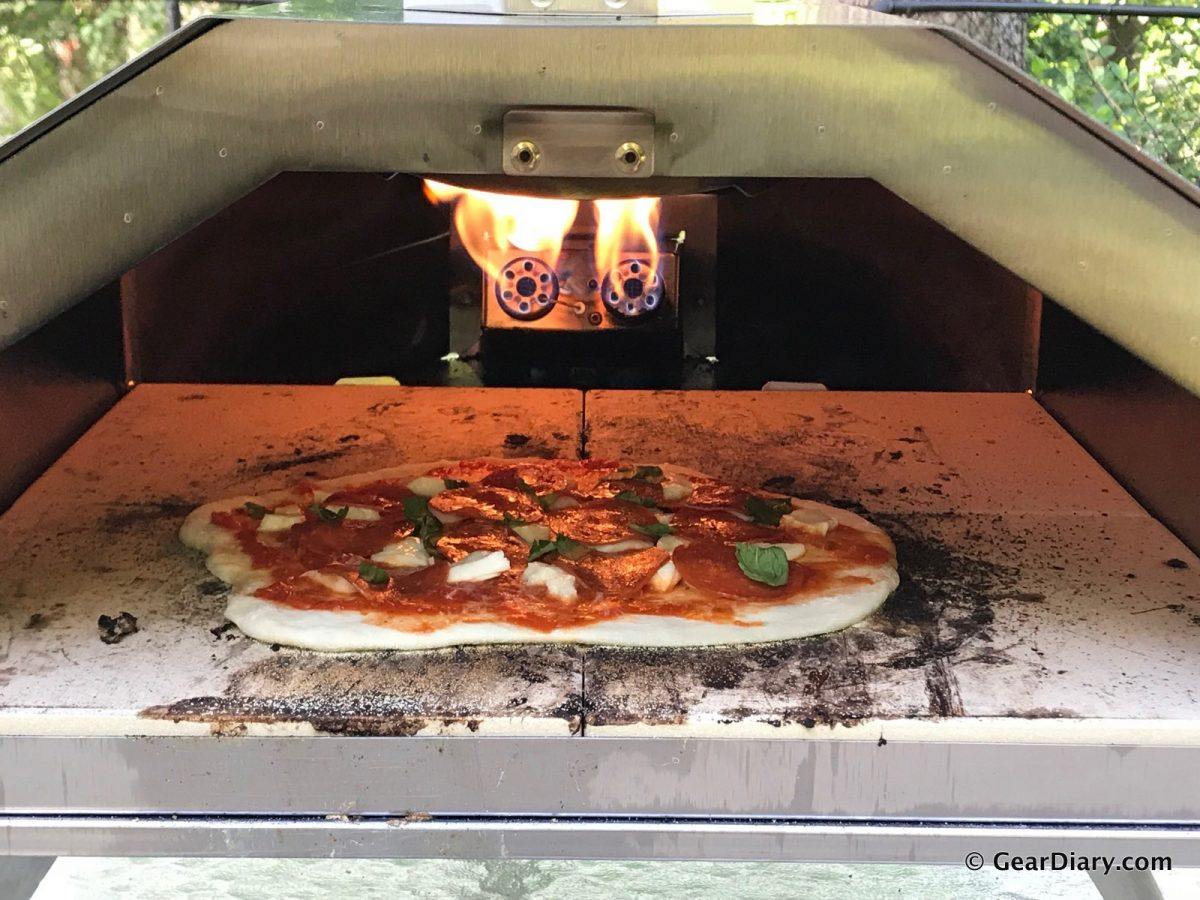 uuni pro outdoor oven is a huge improvement on an already great product