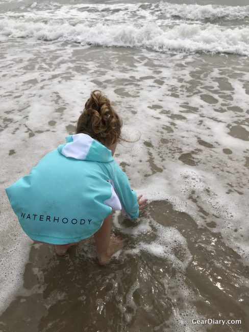 GearDiary Waterhoody Will Shield You from the Sun's Harmful Rays