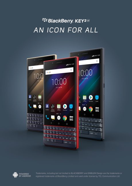 GearDiary BlackBerry Key2 LE: More Affordable Access to BlackBerry's Iconic Design and Security