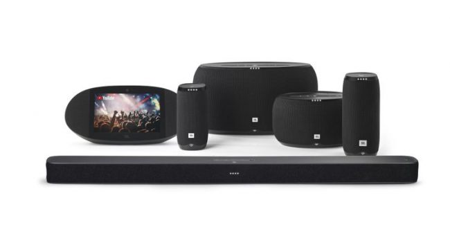 GearDiary JBL Announces a Fleet of New Audio Tech at IFA