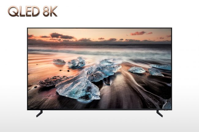 Samsung Gives Us 8K Resolution Televisions with the New Q900FN!