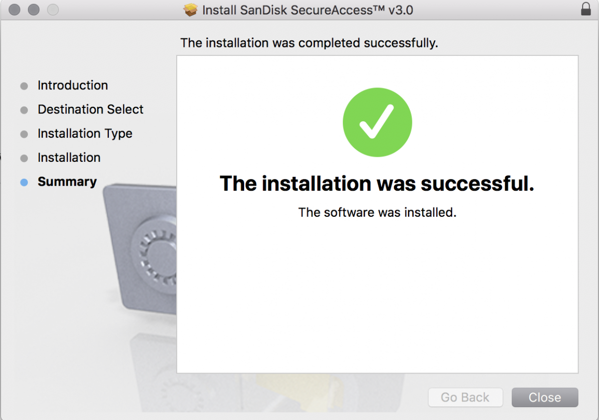 how to use sandisk secure access