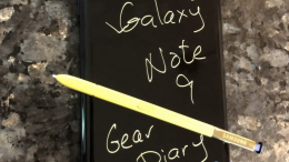 GearDiary First Impressions of the Samsung Galaxy Note9