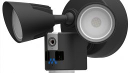 GearDiary Momentum Aria LED Floodlight with WiFi Camera Provides Quality, Affordable Security