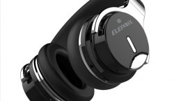GearDiary ELEPAWL EP6 Active Noise Canceling Wireless Bluetooth Headphones Offer Good Sound at a Great Value