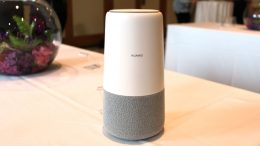 GearDiary Huawei AI Cube Pushes New Features to Smart Speakers While Violating the Rules of Geometry