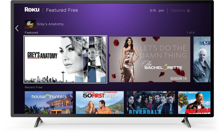 GearDiary Roku Jumps from Streaming Box to Webpage with the Roku Channel