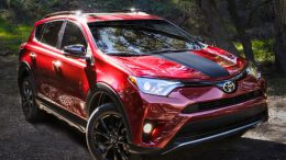 GearDiary 2018 Toyota RAV4 Ready for 'Adventure'