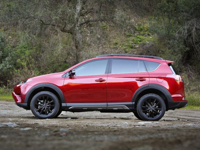 2018 Toyota RAV4 Ready for 'Adventure'