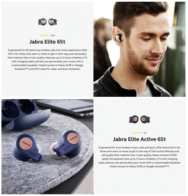 GearDiary Jabra Elite 65t and Elite Active 65t Are Comfortable, Sound Great, and Work wth Alexa