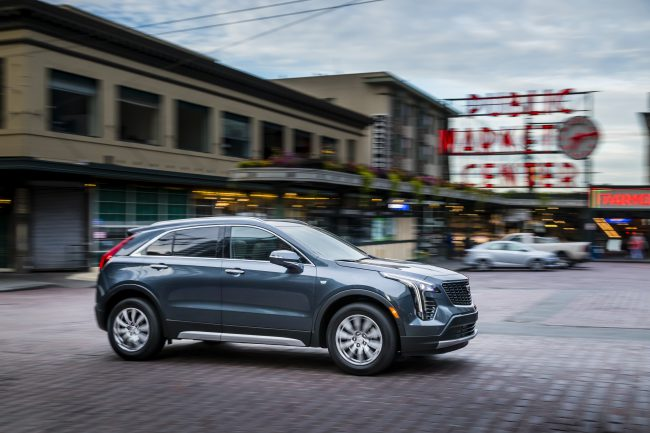 GearDiary First Drive of the 2019 Cadillac XT4 Sport and Premium Luxury Editions