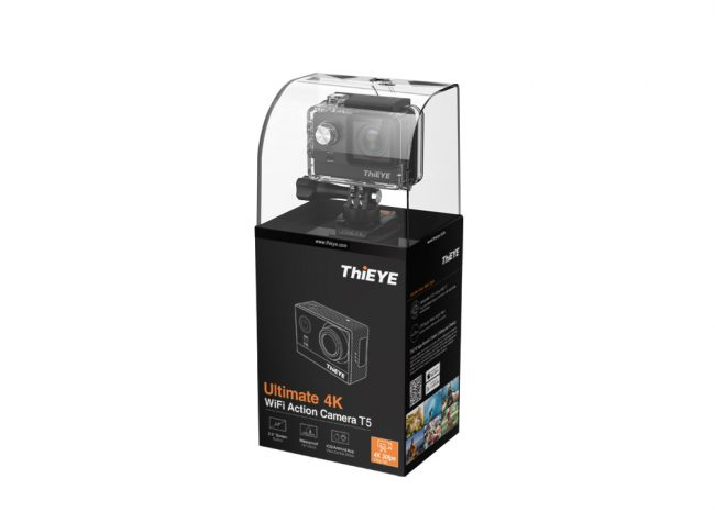 GearDiary ThiEYE's T5 Action Camera Captures All of Your Memories, Hands-Free