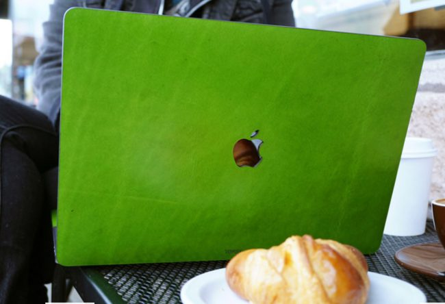 GearDiary Toast's Leather MacBook Laptop Cover is a Gorgeous Way to Protect Your MacBook
