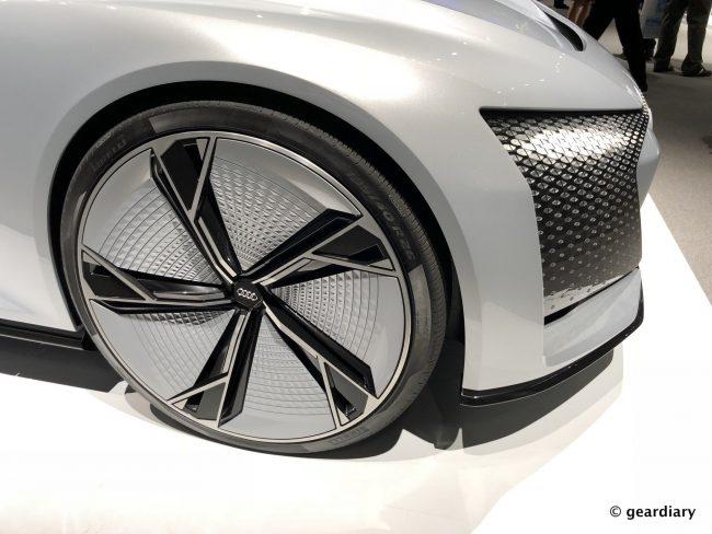 GearDiary Audi e-tron AICON-001