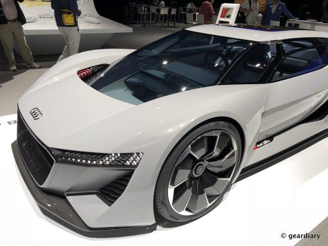 GearDiary Audi e-tron PB18