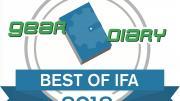 GearDiary Gear Diary's Best of IFA 2018 Awards