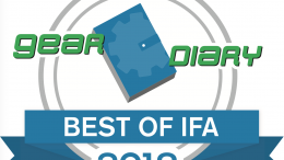 Gear Diary's Best of IFA 2018 Awards