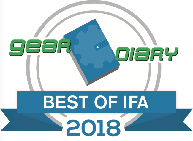 GearDiary Gear Diary's Best of IFA 2018 Awards