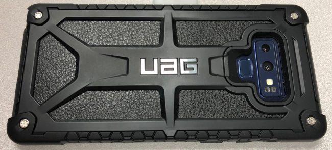 uag galaxy note 9 case