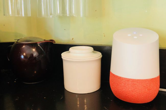 GearDiary An Audiophile's Take on Google Home