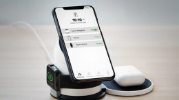 Pitaka MagDock: An Elegant Travel and Home Dock for your iPhone, Apple Watch, and More