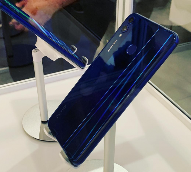"Honor Reveals Their Honor 8X and Deems It ""2018's Best Value Smartphone"""