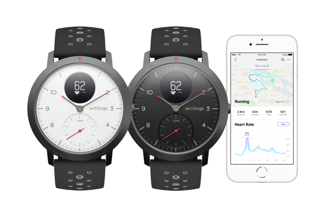 GearDiary Withings Is Back, and Now There's a New Steel HR Sport!