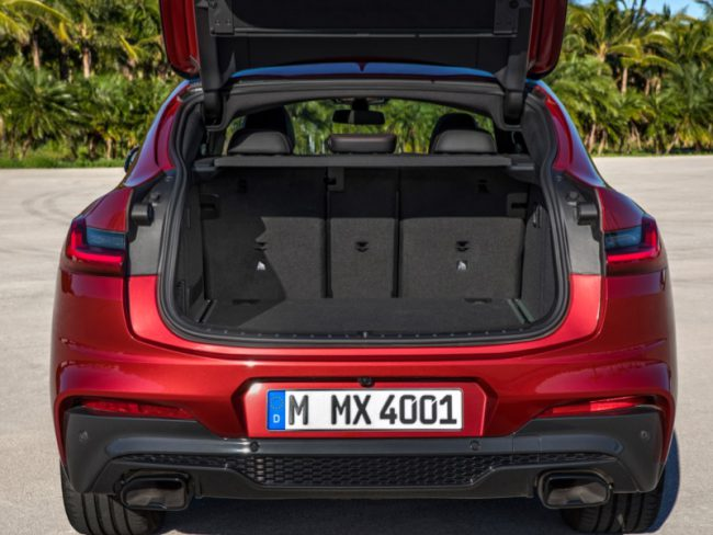 GearDiary 2019 BMW X4: Call It Whatever, I Call It Good