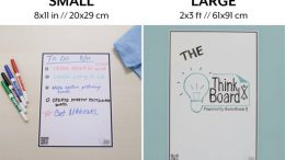 GearDiary Rocketbook and Think Board Team Up on Kickstarter for a Rocketbook'd Whiteboard