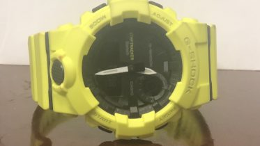 GearDiary G-Shock Goes Next Level with Fitness Tracking and More in the GBA-800