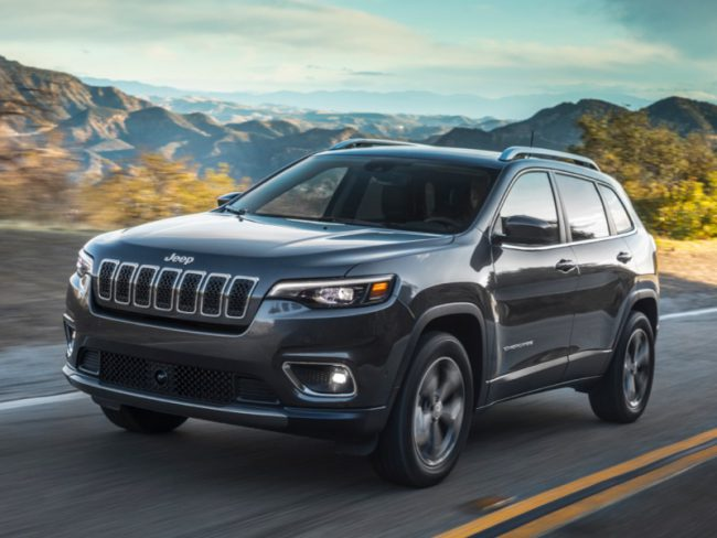 GearDiary 2019 Jeep Cherokee Is a Whole New Animal