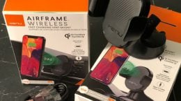 GearDiary Kenu Airframe and Airbase Wireless Chargers Are Two for the Road