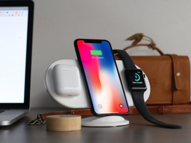 Plux Wireless Charger Recharges All of Your Digital Life