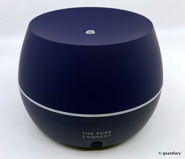 GearDiary The Pure Company Aromatherapy Diffuser Review