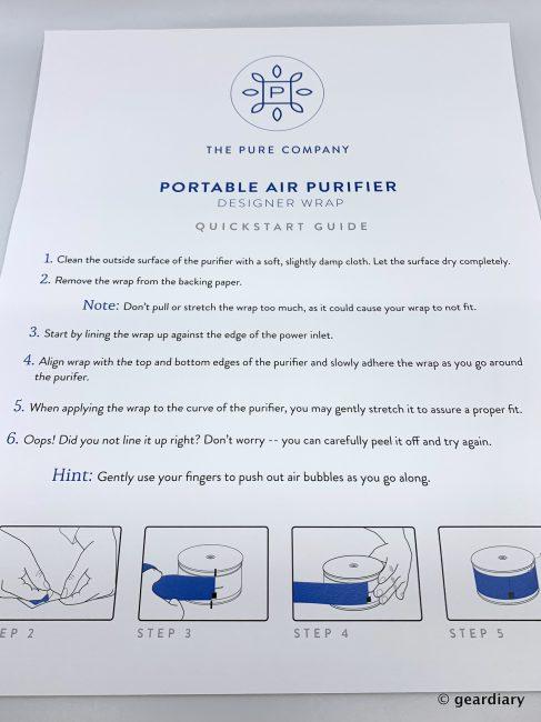 GearDiary 2-Pure Company Portable Air Purifier-001