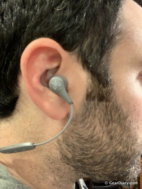 GearDiary Jaybird X4 Wireless Sport Headphone:  Headphones for Life's Adventures