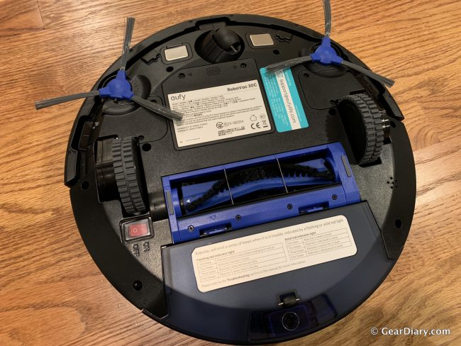 GearDiary Eufy RoboVac 30C Is the Robot Vacuum Every Smart Home Needs