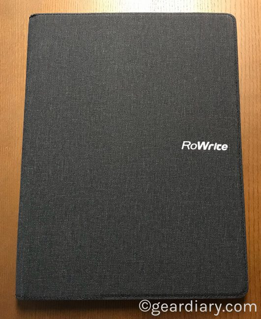 RoWrite Is Traditional Note-Taking for the Digital Age