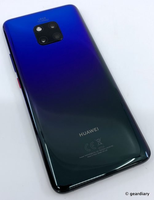 GearDiary The Huawei Mate 20 Pro Deserves All of the Superlatives