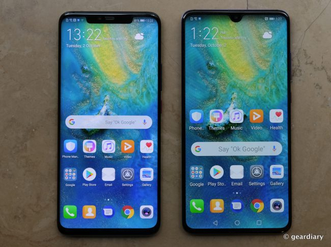 GearDiary The New Huawei Mate 20 Pro Is Something to Talk About